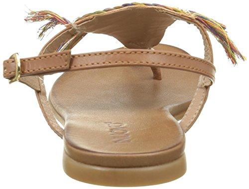 Inuovo - 6392, Sandali Donna Marrone (Marrone (Coconut))