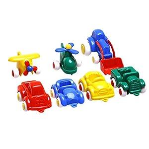 Viking Toys - Caja Regalo con Mini Chubbies, 7 Piezas, de plástico (281119.0)