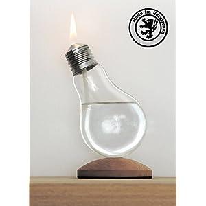 Glühbirnen-Öllampe