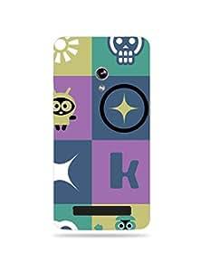 alDivo Premium Quality Printed Mobile Back Cover For Asus Zenfone 5 / Asus Zenfone 5 Printed Mobile Case (KT518-3D-A5-AZ5)