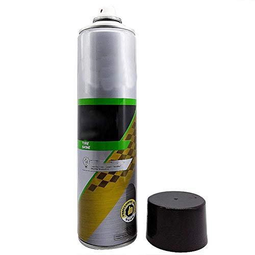 haodene Autoreiniger Autopflege Reifenschaumaufheller Reifenglanzspray Schutzmittel Reinigungsmittel Anti-Aging-Mittel Autoreifen Reinigungsmittel