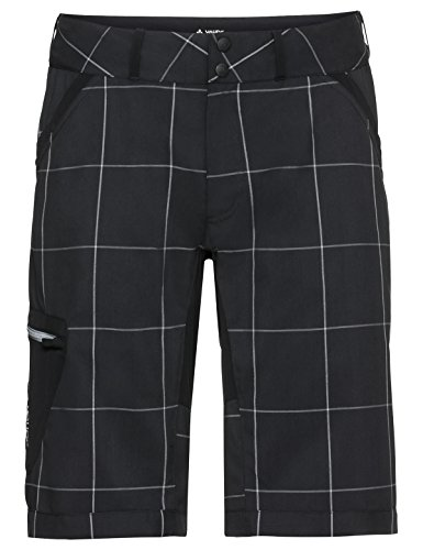 Vaude Herren Men's Craggy Shorts Hose Black XL