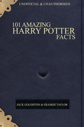 101 Amazing Harry Potter Facts (English Edition) eBook: Jack ...