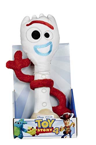 Posh Paws - 37303 - Peluche Disney Pixar Story 4 Forky - Coffret Cadeau - Multicolore