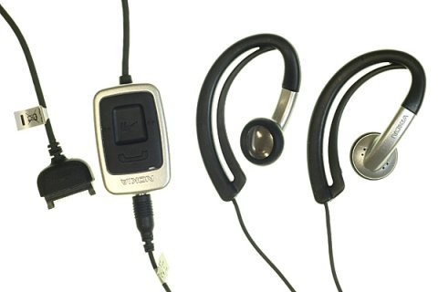 Hs-45 Stereo (Nokia AD-45 & HS-29 Sport Stereo Headset 3,5 mm Silvr/Blck)