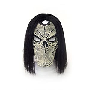 Darksiders 2 Latex Maske Death