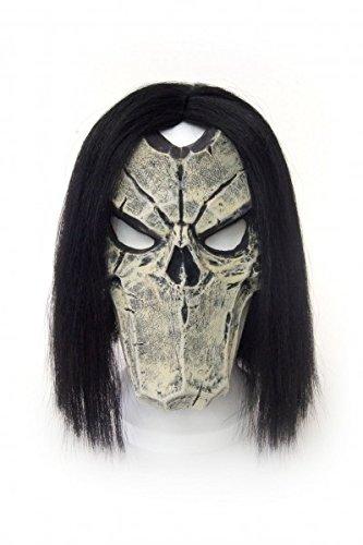 Darksiders 2 Latex Maske (Französischen Kostüm Maske Die)