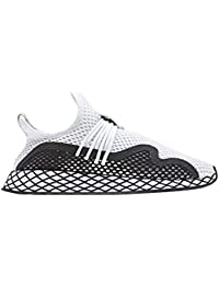 size 40 67642 73418 adidas - Deerupt, da Uomo, Nero Bianco Bd7874 Uomo