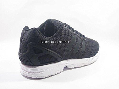 adidas original ZX FLUX W turnschuhe sneakers schuhe Schwarz Weiß