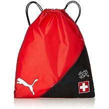 Puma Swiss Liga Mochila, PUMA Red de Puma White, ...
