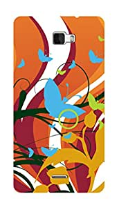SWAG my CASE PRINTED BACK COVER FOR COOLPAD DAZEN F1 Multicolor