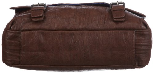 edc by ESPRIT Borsa Messenger Esprit Tasche,  marrone �?Braun (Choc Brown 248), P97000 Braun (Choc Brown 248)