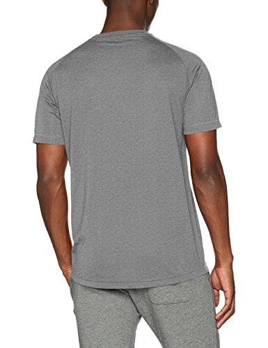 Puma Herren Active Tec Tee T-Shirt medium gray heather