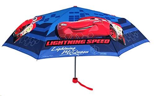 g McQueen Kinder Taschen-Regenschirm ()
