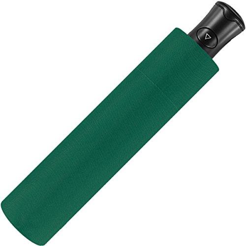 RS-Mini Taschenschirm für Damen und Herren Auf-Automatik - grün