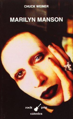 Marilyn Manson (Rock/Pop Catedra) by Chuck Weiner (2004-06-30)