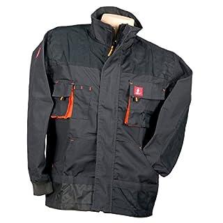 Urgent URG–AJ 48Safety Jacket–Graphite/Orange