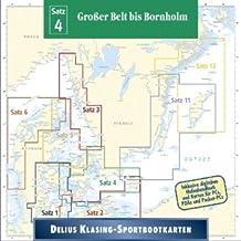Sportbootkarten 04: Großer Belt bis Bornholm (2010)