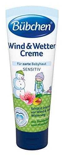 Bübchen Wind plus Wetter Creme, 75 ml