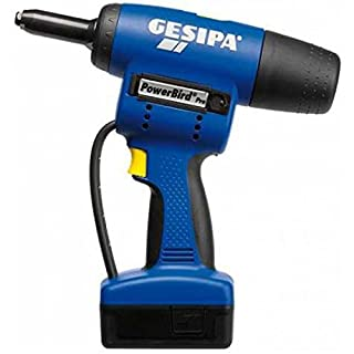 Gesipa battery Blind Rivet Gun PowerBird Pro, 7300002.0