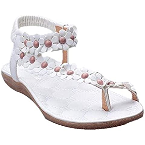 Vovotrade® Boemia dolce estate in rilievo sandali Calzature da spiaggia