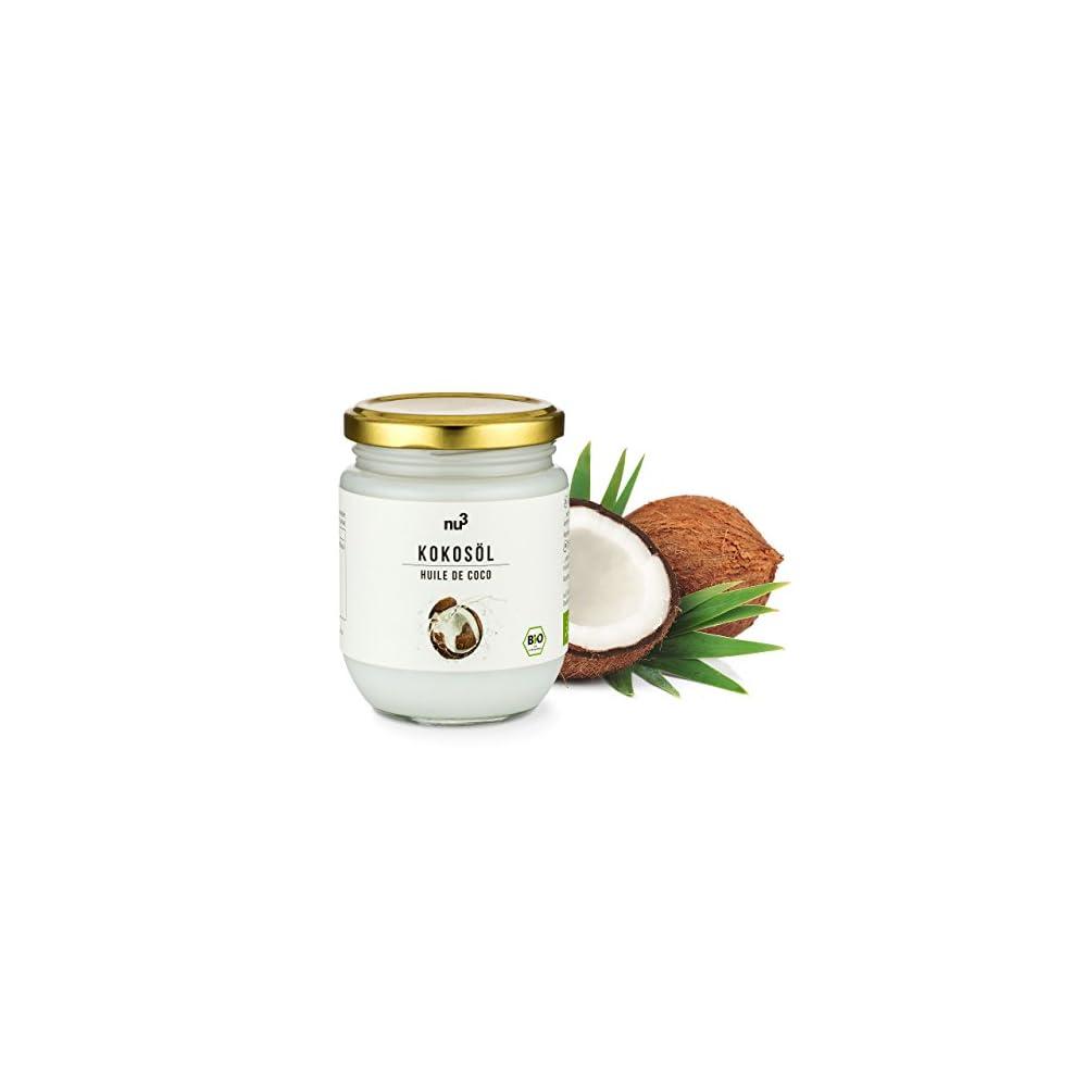 Nu3 Premium Bio Kokosl Nativ Und Kaltgepresst