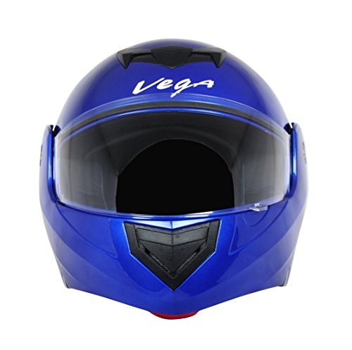 Vega Crux DX Flip-Up Helmet (Blue, L)