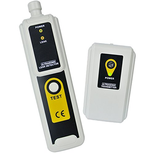 Ultrasonic Leak Detector and Transmitter