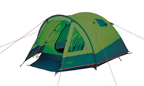 Preisvergleich Produktbild BO-Camp 2 Personen Zelt Pulse 2 grün / grau