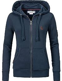 Marikoo Setsukoo Damen Sweatshirt Oversize Pulli Lang Pullover Sweater B566 NEU