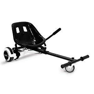 414TqfmQgzL. SS300 Nilox 2, Kart, Compatibile con Tutti i Self Balance Scooter Elettrici e Prodotti con Forma Similare con Ruota da 6,5/8 e…