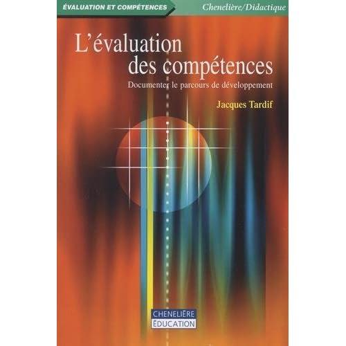 L'évaluation des compétences : Documenter le parcours de développement
