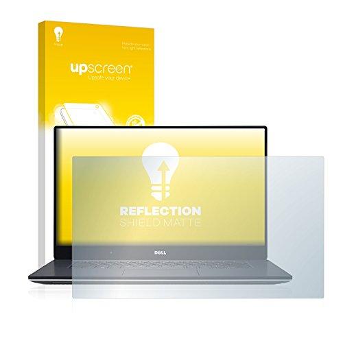 upscreen Matt Schutzfolie für Dell XPS 15 9560 - Entspiegelt, Anti-Reflex, Anti-Fingerprint