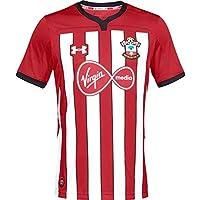 Under Armour 191480490990 Southampton FC Home - Camiseta réplica para Hombre, Color Rojo (602), tamaño Mediano