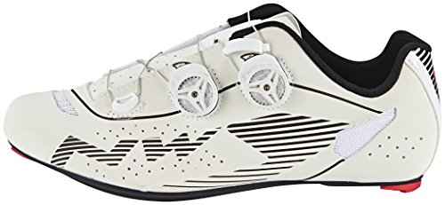 Northwave Evolution Plus Wide - Chaussures - blanc 2017 chaussures vtt shimano reflective white