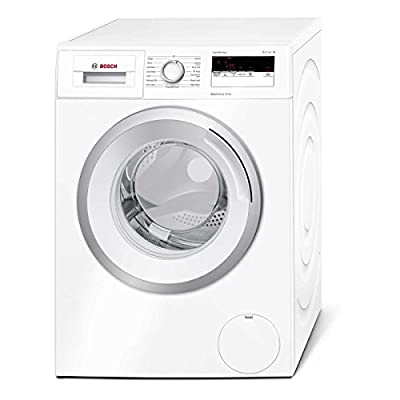 Bosch WAN24100GB 7kg 1200rpm Freestanding Washing Machine - White by Bosch