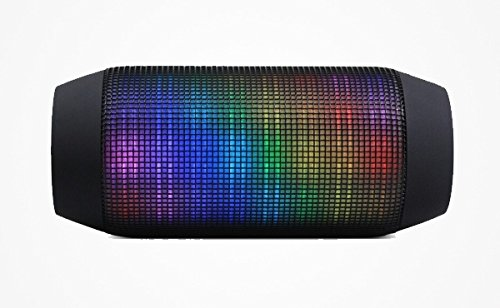 Gionee E7 Mini Compatible Certified Pulse Series Portable Bluetooth USB/TF Pulse Speaker Colorful LED Lights Flashing  available at amazon for Rs.1299