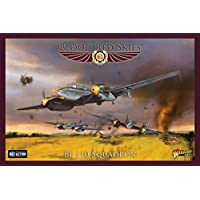 Blood Red Skies Warlord Games, Bf 110 squadron - Air Combat Game Miniatures