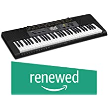 (Renewed) Casio CTK-2500K7 61-Key Piano (Black)