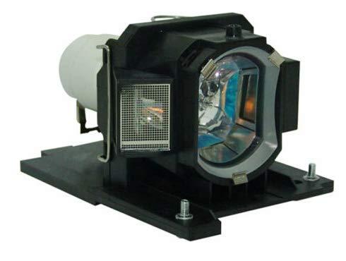Lámpara de proyector para HITACHI CP-RX70 Proyectores lámpara con carcasa Alda PQ-Premium