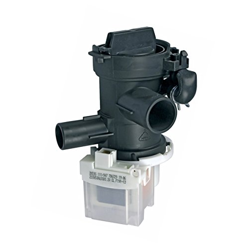 Bosch Siemens 145212 00145212 ORIGINAL Magnetpumpe Ablaufpumpe Pumpe Entleerungspumpe Wasserpumpe Schmutzwasserpumpe Laugenpumpe 30 Watt CopreciWaschmaschine auch Neff Profilo Balay Constructa