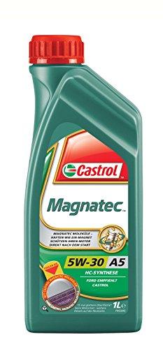 Castrol MAGNATEC Motorenöl 5W-30 A5 1L - vom Hersteller eingestellt