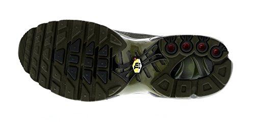 Nike Tuned 1Air Max Plus JCDR TN Baskets Homme PIMENT/blanc / BLACK ened Bleu
