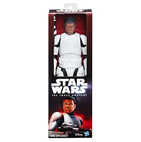 Star Wars - Jouets - - Star Wars Figurines Finn Stormtrooper 30cm