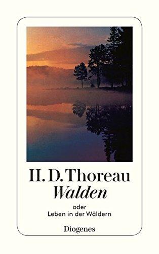Walden oder Leben in den Wäldern (detebe)