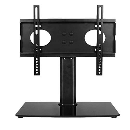 GONA Table Top TV Standfuß - Möbel Universal TV Entertainment Center, Für 26-32 Zoll LED LCD Plasma & Curved Screens Bis Zu VESA 300X400mm Und 30 Kg Tragkraft,26''~32'' (Entertainment-center Möbel)