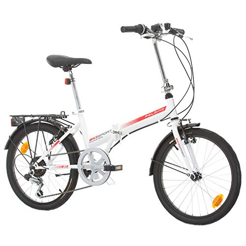 Bikesport FOLDING Bicicleta plegable ruedas 20