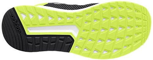 adidas Questar Ride, Chaussures de Gymnastique Homme Multicolore (Carbon S18/ftwr White/solar Yellow Carbon S18/ftwr White/solar Yellow)