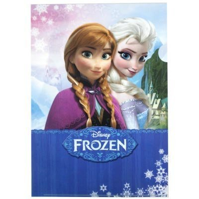 queen-stationery-clear-file-a-aig-1070-and-snow-ana-by-disney
