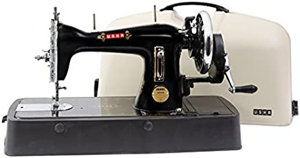 Usha Anand Straight Stitch Composite Sewing Machine (Black)
